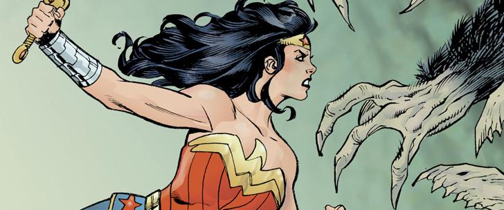 Avant-Première VO: Review Wonder Woman/Conan #5