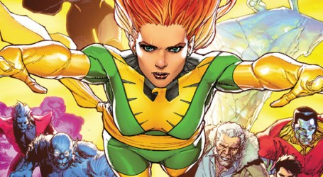 Avant-Première VO: Review Phoenix Resurrection – The Return of Jean Grey #5