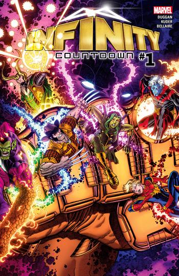 Infinity Countdown #1