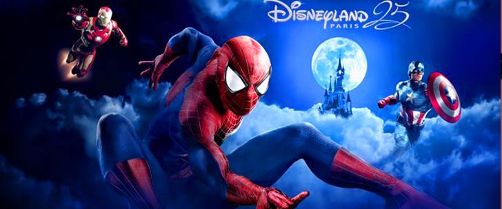 Avant-Première de la saison des Super Héros Marvel au Yoyo – Palais de Tokyo