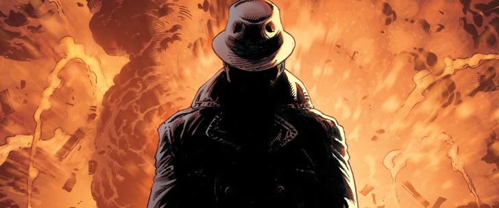 Avant-Première VO: Review Doomsday Clock #4