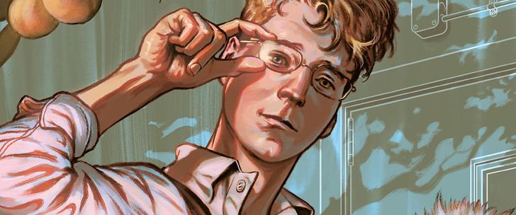 Avant-Première VO: Review Buffy Season 11: Giles #1
