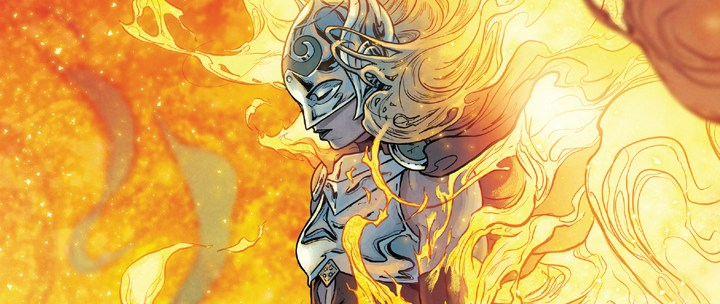 Avant-Première VO: Review Mighty Thor #705