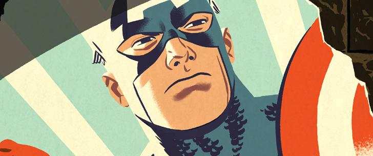 Avant-Première VO: Review Captain America #702