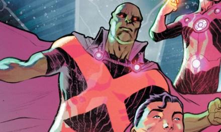 Avant-Première VO: Review Justice League – No Justice #1