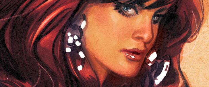 Avant-Première VO: Review Red Sonja/Tarzan #1