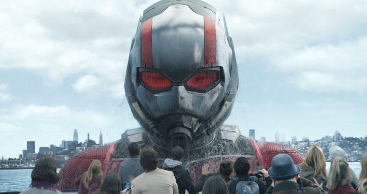 Review: Ant-Man et La Guêpe