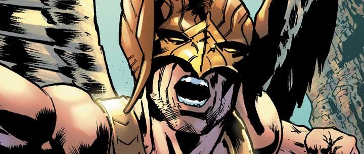 Avant-Première VO: Review Hawkman #1