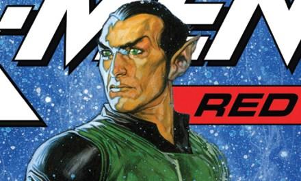 Avant-Première VO: Review X-Men Red #5