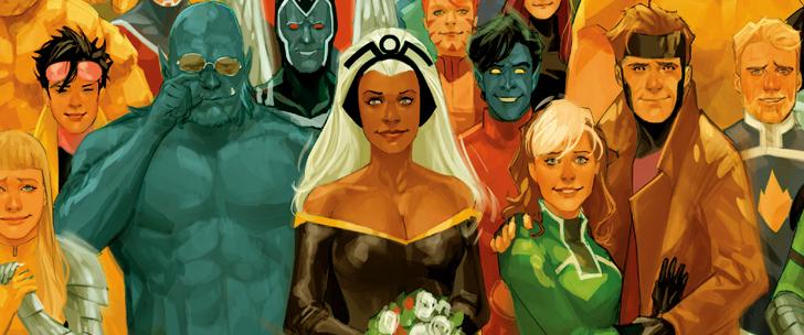 Avant-Première VO: Review X-Men Gold #30