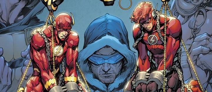 Avant-Première VO: Review : The Flash #48
