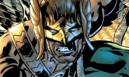 Avant-Première VO: Review Hawkman #2