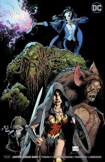 Justice League Dark #1