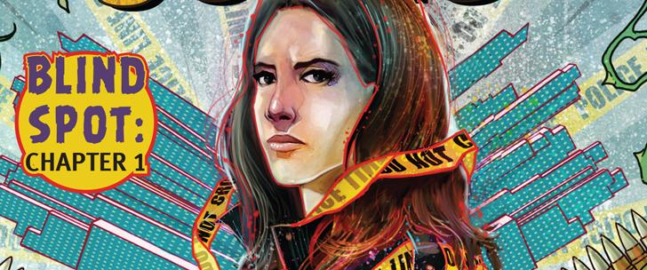 Avant-Première VO: Review Jessica Jones #1
