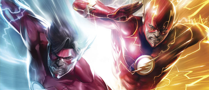 Avant-Première VO: Review The Flash #51