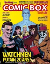 Comic Box a 20 ans !