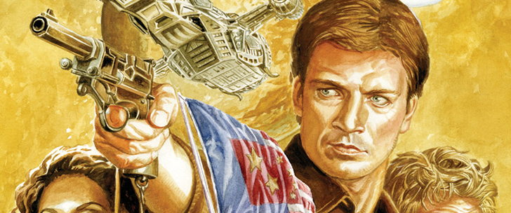 Preview: Firefly #1