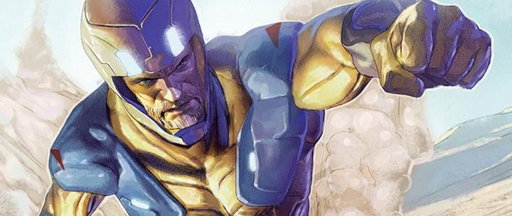 Preview: X-O Manowar #18