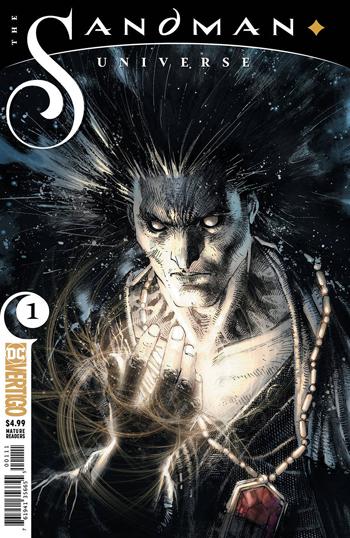Sandman Universe #1