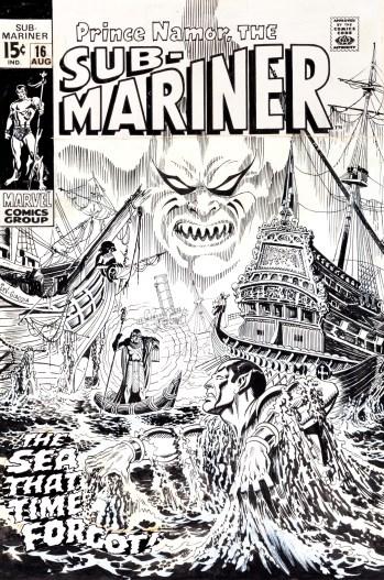 SubmarinerNamor