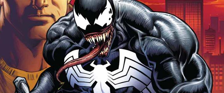 Preview: Venom: First Host #1