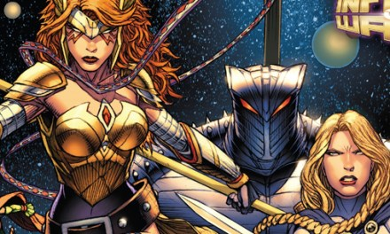 Avant-Première VO: Review Asgardians Of The Galaxy #1