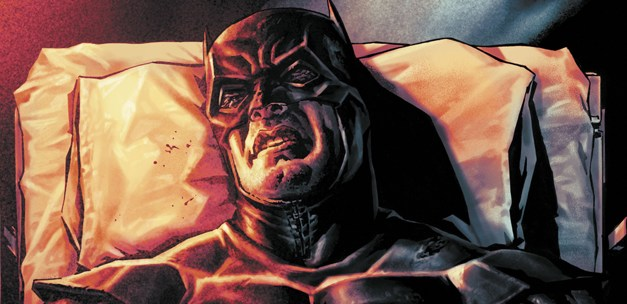 Avant-Première VO: Review Batman: Damned #1