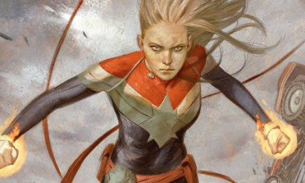 Avant-Première VO: Review Life Of Captain Marvel #3