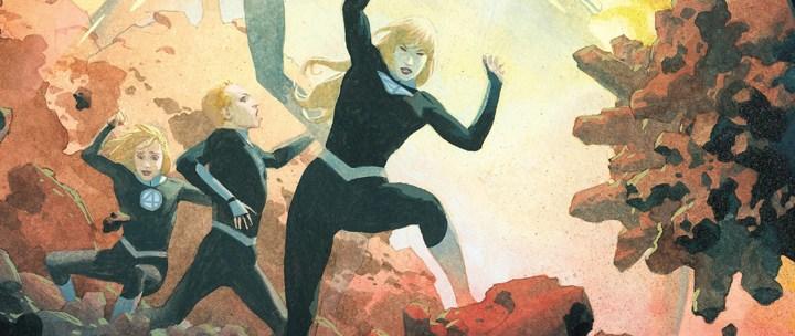 Avant-Première VO: Review Fantastic Four #2