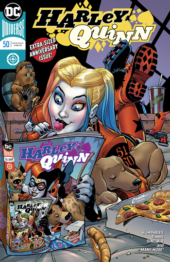 Harley Quinn #50