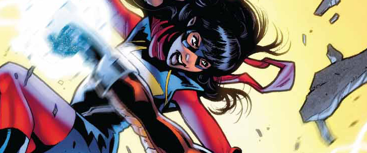 Preview: Ms. Marvel #34
