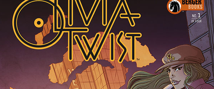 Preview: Olivia Twist #1