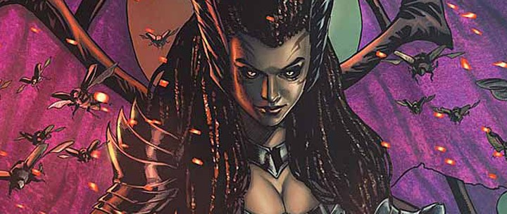 Preview: Soulfire #3