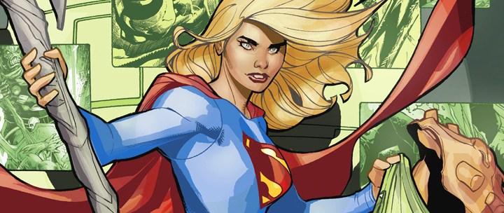 Avant-Première VO: Review Supergirl #22