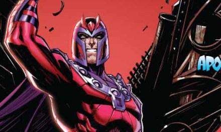 Preview: X-Men Black: Magneto #1