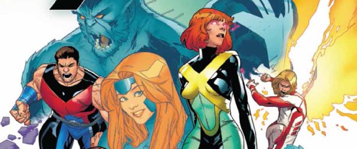 Preview: X-Men Blue #35