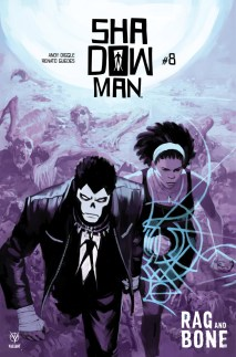 Preview: Shadowman #8