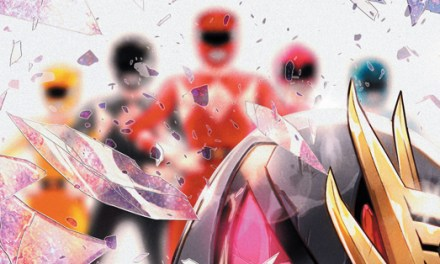Avant-Première VO: Review Power Rangers: Shattered Grid #1