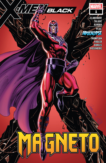X-Men Black - Magneto #1