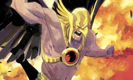 Avant-Première VO: Review Hawkman #5
