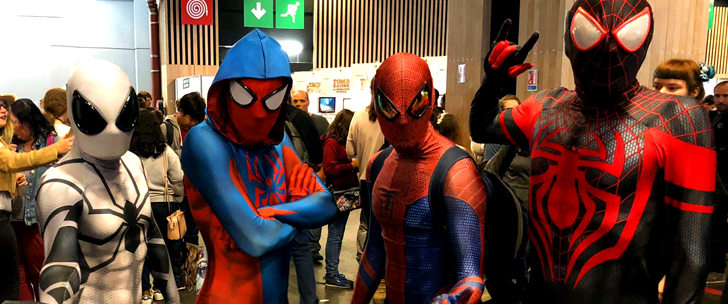 Paris Manga & Sci-Fi Show Octobre 2018 – Les photos
