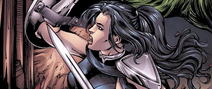 Avant-Première VO: Review Titans #27
