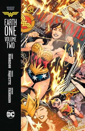 Wonder Woman - Earth One Volume 2