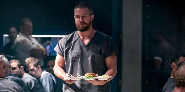 Arrow S07E01