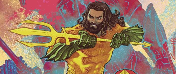 Avant-Première VO: Review Justice League/Aquaman: Drowned Earth #1