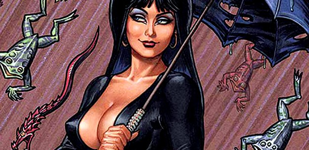 Preview: Elvira, Mistress Of The Dark #3