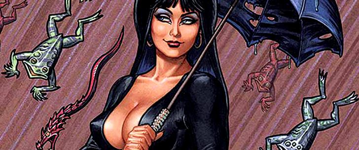 Preview: Elvira, Mistress Of The Dark #3
