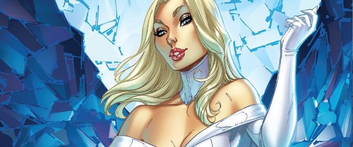 Avant-Première VO: Review X-Men Black: Emma Frost #1
