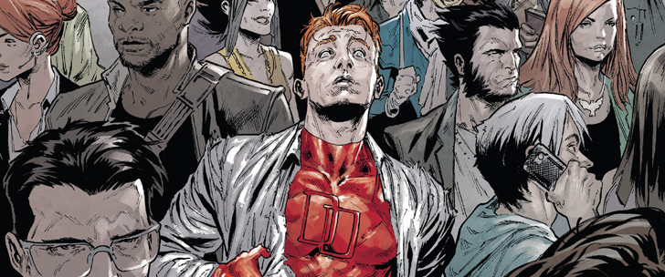 Avant-Première VO: Review Marvel Knights 20th #1