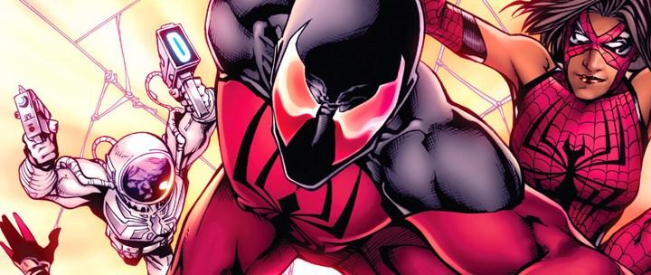 Avant-Première VO: Review Spider-Force #1